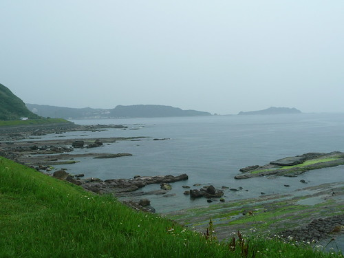 The Beautiful Taiwanese Coast Line