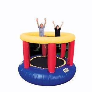 Banzai Mega Bounce Trampoline