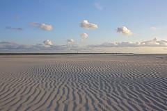 ZIG ZAG BEACH (The Family Dog) Tags: blue sky beach island patterns ameland