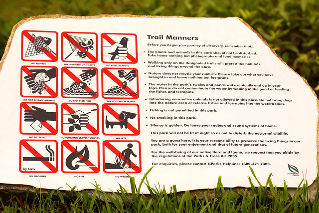 trail manners