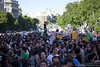 Manifestación Democracia Real Ya - Madrid 15 Mayo 2011