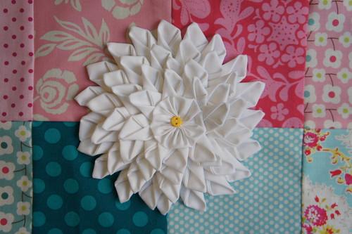 Hand made flower