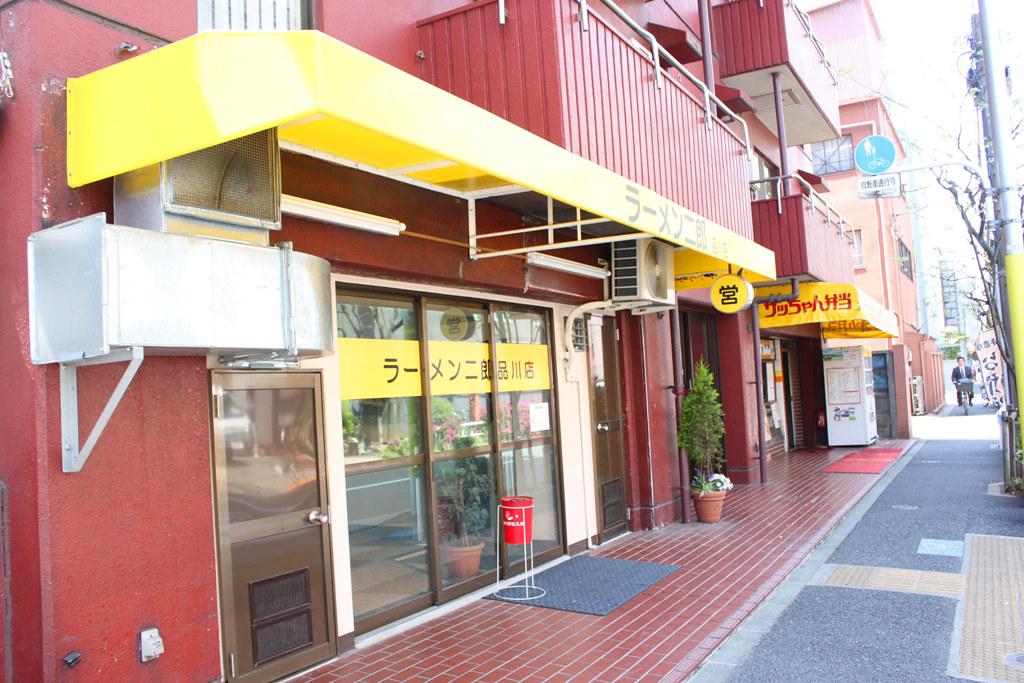 Shinagawa walking guide (5)