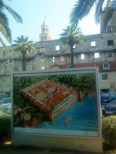 dioklecijanove palače by XVII iz Splita
