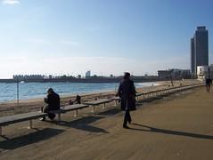 169 - Puerto y Barceloneta