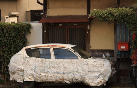 Paper Mache car repair?