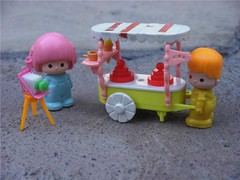 Pin y pon - Helados (miguelmontanomx) Tags: toys 80s 70s niñas infancia mattel juguetes pinypon nenas pinpon nenes chiquillas chiquillos muñecasfamosa niñis