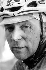 Ben B/n (Giorgio Vianini) Tags: portrait blackandwhite bike cycling bn neve ciclismo inverno ritratto freddo biancoenero pavia pavese fango regionale belgioioso ciclocross udace campionatoregionale