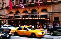 Carnegie Hall (rufus.ovcwa) Tags: city newyorkcity newyork manhattan cab broadway carnegiehall