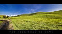 The High Road To Hawi (Rex Maximilian) Tags: sky grass clouds sunrise hawaii hill bigisland puu hawi bigisle islandofhawaii vosplusbellesphotos highroadtohawi