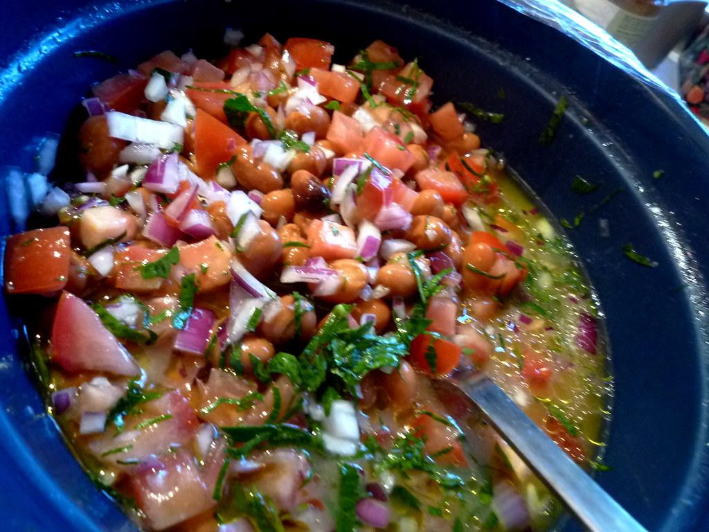 Oli's salad