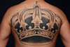 Finished Crown Tattoo Finished Crown Tattoo