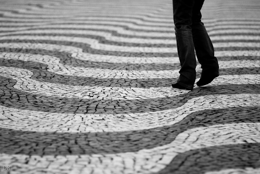 Walking Lines