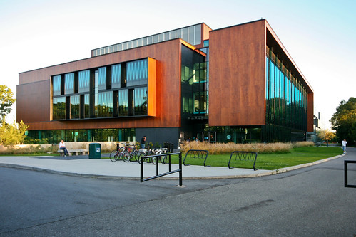 Hazel McCallion Academic Learning Center - Shore Tilbe Irwin & Partners - UTM Campus