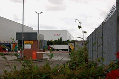 Tesco distribution centre