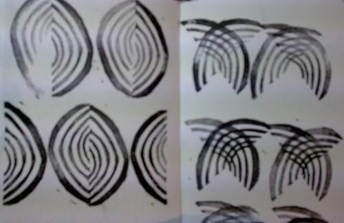 Stamp 5 Variations 3