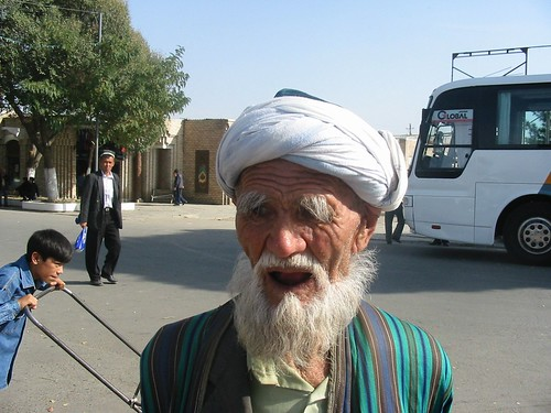 Typische Tadjiek