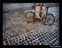 Pav (Davide Cherubini) Tags: bike bicycle bicicleta chapeau sanpietrini bicicletta themoulinrouge cherubini pav bej abigfave anawesomeshot infinestyle dcherubini platinumheartaward multimegashot davidecherubini lesamisdupetitprince