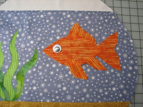 Fishbowl cat quilt16