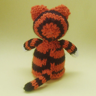 Ravelry: Jelly Bums Tiger pattern by Raynor Gellatly