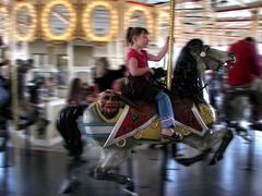 Merry Go Round (anthony arrigo) Tags: minnesota stpaul minneapolis littlegirl twincities saintpaul merrygoround