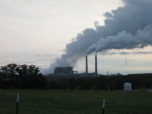 Pollution from coal fired power plants has been linked to respiratory illness and premature deaths
