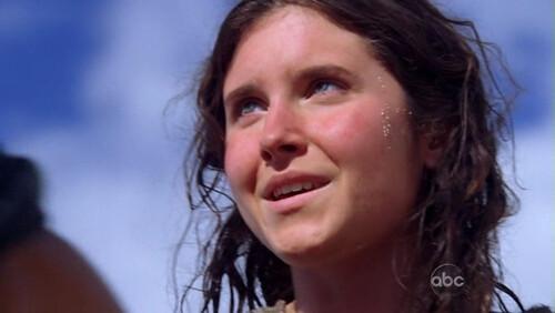 Melissa Farman joven francesa