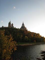 Parliament Hill From Ottawa River (LaSpage) Tags: ottawa parliamenthill ottawariver