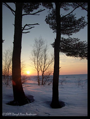 7596 Sundown near Harbor Town (darylann) Tags: winter sunset usa snow up scenery sundown snowy michigan shoreline greatlakes northamerica upnorth upperpeninsula lakesuperior northcoast winterlandscape wintery winterscene uppermichigan harbortown ontonagon northernmichigan absolutemichigan darylannanderson darylannandersonphotography wwwdarylanncom