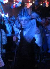 El aristocrata azul