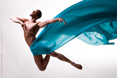 Jamal Story (skinr) Tags: studio dance jump fabric graceful maledancer wwwjskinnerphotocom jasonjamesskinner jamalstory