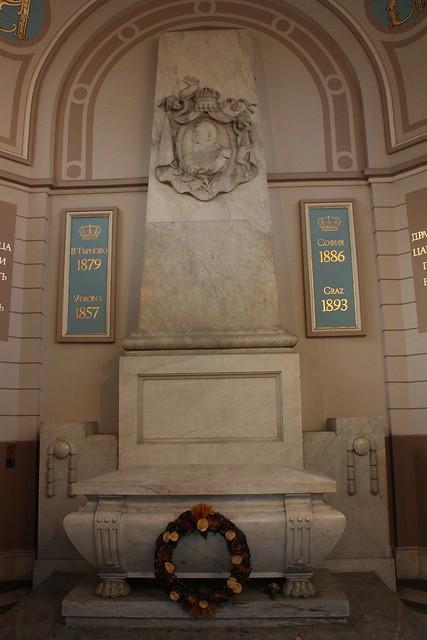 Александър I Батенберг