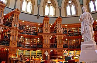 Library/bibliothèque