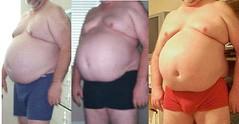 Growth (bub_bub) Tags: man gut boobs fat feeder stretch marks belly fatty beerbelly chubby obese blubber fatman bigbelly beergut moobs bhm weightgain gainer feedee apronbelly
