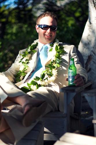 Steve - wedding