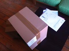 the box!