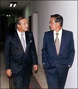 Montesinos y Fujimori
