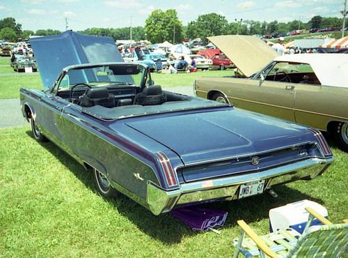 1967 Chrysler 300 2 Door Convertible Prices, Values & Specs.