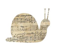 vintage-snail