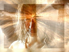 Androgyn (h.koppdelaney) Tags: life light art alan angel digital photoshop dark four focus energy power state symbol spirit space free philosophy negative creation yang mind imagination positive meditation awareness metaphor yin dimension consciousness psyche alchemy symbolism psychology archetype prometheus bleep thirdeye androgyn komplex wolf transduality fred transdual hourofthesoul graphicmaster