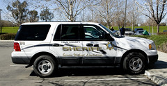 Yolo County Sheriff's SUV (dcnelson1898) Tags: california woodland sheriff lawenforcement patrolcar firstresponder fordexpedition yolocountysheriff