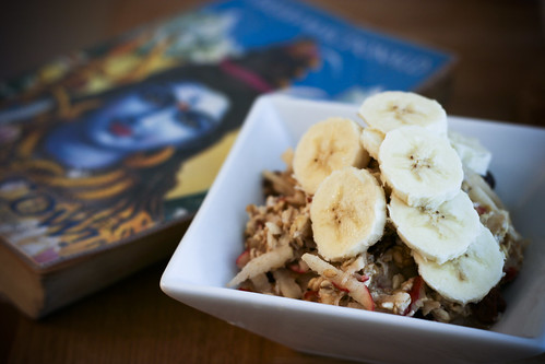Bircher and a Book