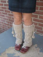 Mosey legwarmers