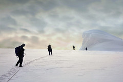 Glacier men (xtremepeaks) Tags: park deleteme5 deleteme8 people mountain snow canada deleteme3 deleteme4 deleteme6 deleteme9 deleteme7 saveme4 saveme5 saveme6 saveme bc savedbythedeletemegroup saveme3 saveme7 saveme10 trail saveme8 saveme9 footsteps robson 88points spow
