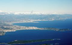 Cote D'Azure, France (Gordon Calder - 6 Million Views - Thanks!) Tags: france ariel nice cannes cote dazure