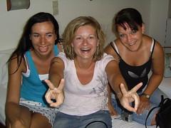 Keep Smiling! (Wunderland2009) Tags: friends party smile happy urlaub lachen freunde deutschetelekom schön invitedby
