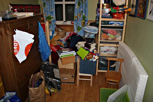 59/365 - What a mess (28 Feb)