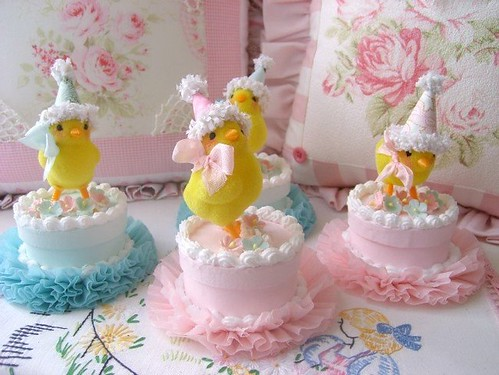Happy Chick Boxes par sweetnshabbyroses