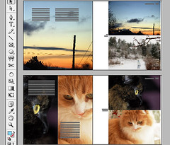 Making a photo book in Indesign