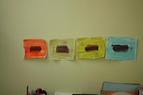choosing a canvas color